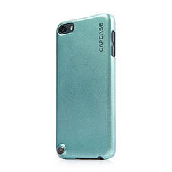 Чехол-накладка Capdase Karapace Jacket Pearl для Apple iPod touch 5G чёрный