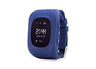 Детские GPS часы UWatch Baby Q50 Синий
