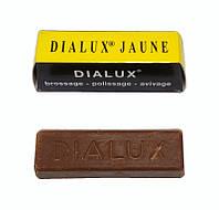 Паста полировальная Dialux Jaune желтая 110 гр.