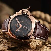 Стильные мужские часы Megir