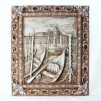 Светящийся рельеф Венеции