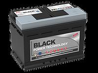 Стартерный аккумулятор FAAM серии Black Power 6 СТ-60