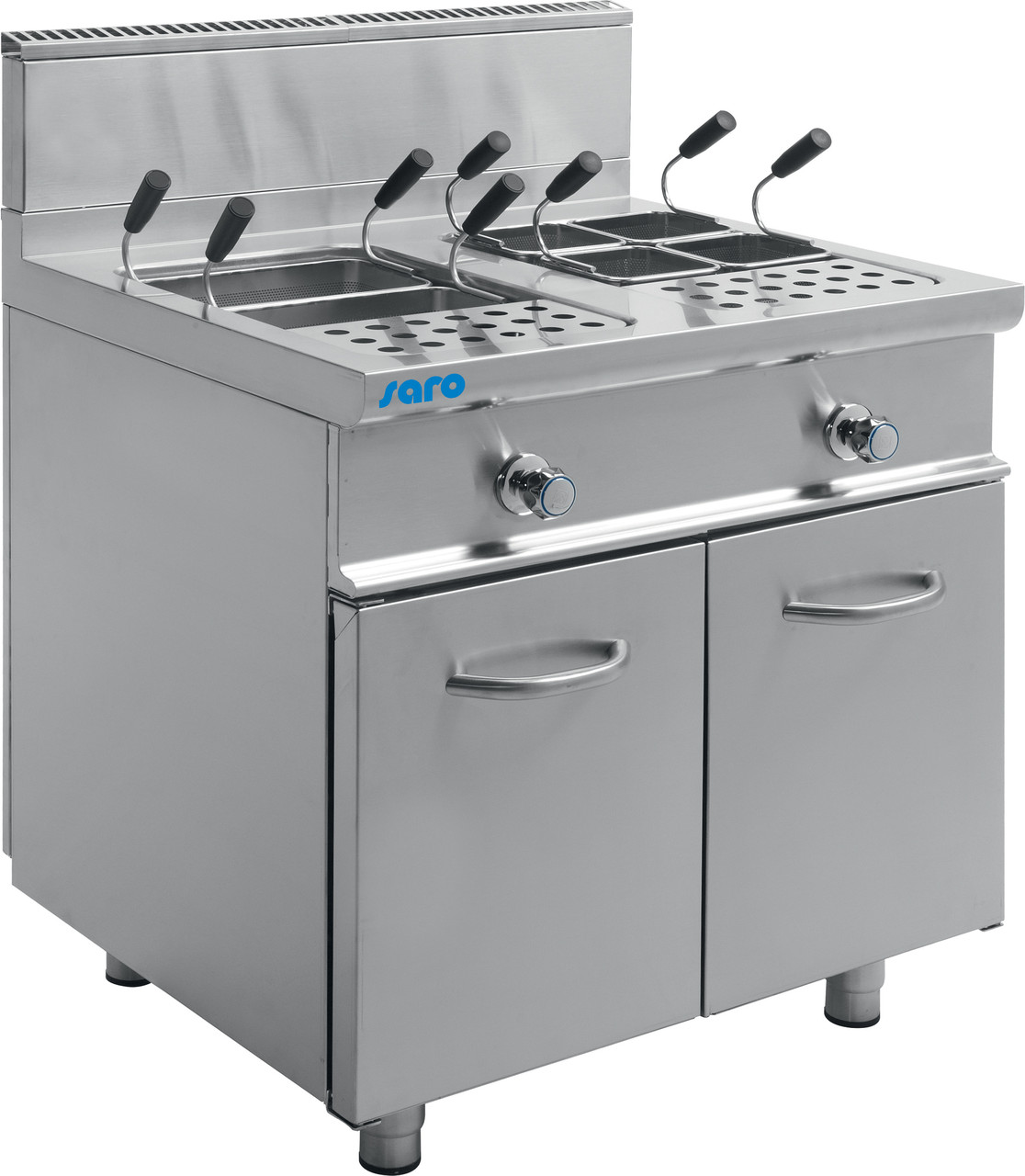 Газовая плита для макарон E7 / KPG2V80 Saro