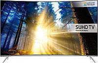 Телевизор Samsung 65KS7500 2200Гц, SUHD 4K, Smart, Wi-Fi, ДУ Remote Control, DVB-T2/S2