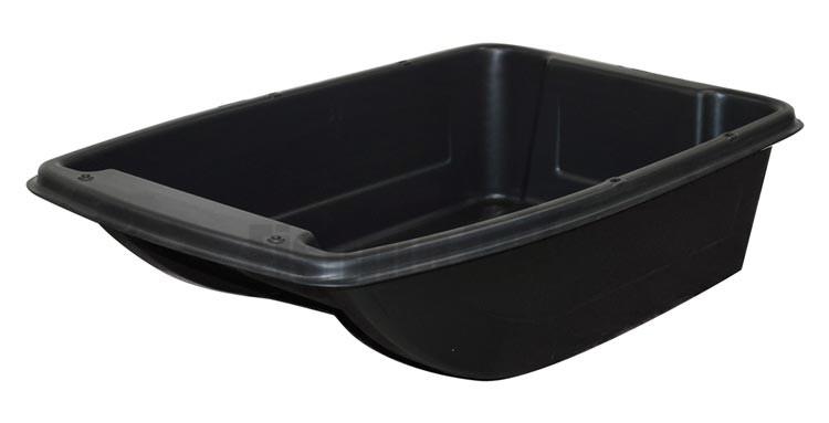 Сани-волокуши пластик №3