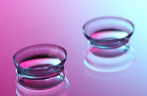 Линзы контактные на 6-12 месяцев