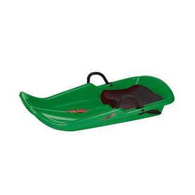 Санки для детей Plastkon Cyclone зеленые