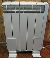 Електрорадіатор Ера 5 секцій 650 Вт- 10 м²