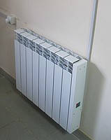 Електрорадіатор Ера 8 секцій 910 Вт- 15 м²