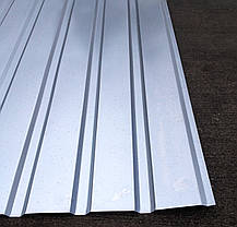 Профнастил оцинкованный ПС-8 0,25мм 2 м Х 0,93м, фото 2
