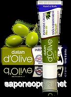 Интенсивный крем для рук и тела с оливковым маслом 20 мл,  Dalan d'Olive