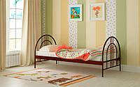 Кровать детская металлическая Алиса Люкс 80*190*200