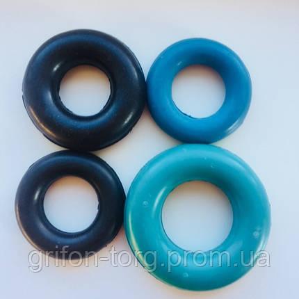 Набор ручных эспандеров кольцо 4 шт(40 кг + 30 кг + 25 кг + 20 кг), фото 2