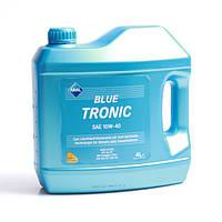 Моторное масло полусинтетика Aral BlueTronic 10W40 4L