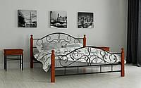 Кровать металлическая Изабелла 120*190*200