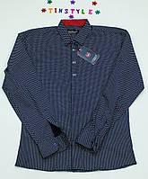 Стильная рубашка  для мальчика на 7-8 лет, фото 1