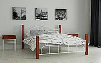 Кровать металлическая Принцеса 80*190/200