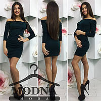 Женское модное повседневное платье (3 цвета)