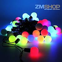 Гирлянда LED новогодняя светодиодная Шарики (6 м)