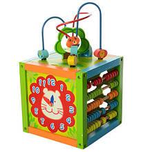 Деревянная игрушка Игра-логика