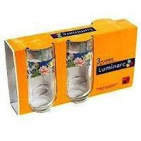 Набор стаканов Luminarc FLORINE (3х270)