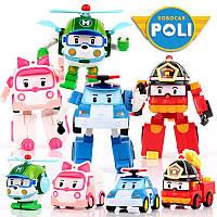 """Супер коллекция!!!Робокари Поли """"Robocar Poli"""" набор из 4 шт"""