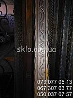 Узор на дверцу камина тип 8 Волна