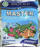Майстер Агро для кімнатних рослин (25г)