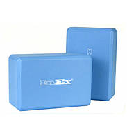 """Блок для йоги INEX 4"""""""