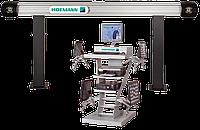 Компьютерный стенд регулировки углов установки колес 3D