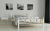 Кровать металлическая Мадера 80*190/200