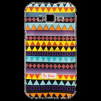 Чехол накладка Silicon Case Ted Baker Samsung J510 (J5-2016) Zulu Фосфорная
