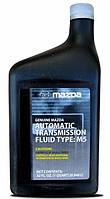 Жидкость для Акпп Mazda ATF Type M5 CANADA 1л  0000-23-ATF M5