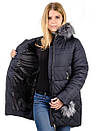 Женская зимняя куртка N15171, фото 4
