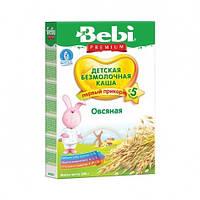 Bebi Premium. Безмолочная каша «Овсяная», 5 мес+ 200 г. (016483)