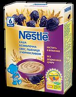 "Каша Nestle Помогайка ""Овес, пшеница с черносливом"", 200 г (294165)"