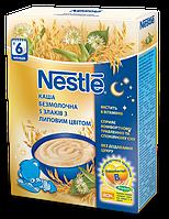 """Каша Nestle Помогайка """"5 злаков с Липовым цветом """", 200 г (294196)"""