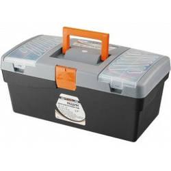 """Ящик для інструменту, 420 х 220 х 180 мм (17 """"), пластик  90704 Stels  // ящик для инструмента, инструментальн"""
