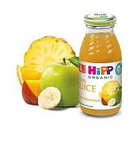 HIPP «Мультифруктовый сок», 200 мл. (8022)