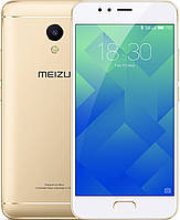 "Смартфон Meizu M5s Gold, 3/16Gb, 13/5Мп, 8 ядер, 2sim, экран 5.2"" IPS, 3000mAh, GPS, 4G, Android 6, фото 1"