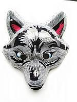 Дитяча карнавальна маска вовк
