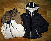 Куртка утепленная для девочек оптом, Nature, 9/10-15/16 лет,  № RQG 3445, фото 1