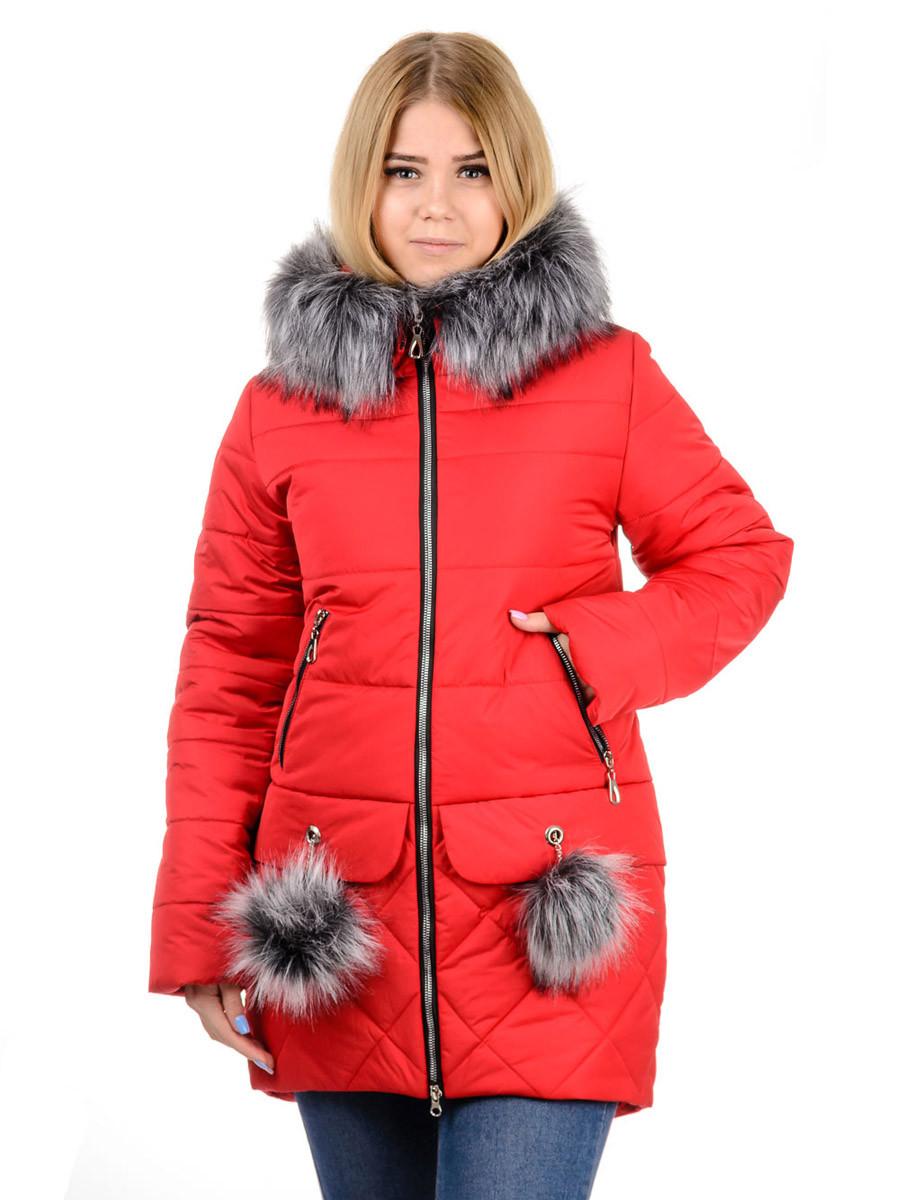 Женская зимняя куртка N15172