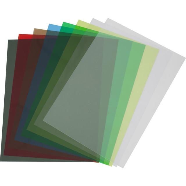 """Пластиковая обложка PP Кристал А4 """"песок"""", 300 мкм"""