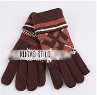 Мужские перчатки со свастикой, для любителей