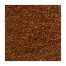 Фетр мягкий 1,3 мм, натуральный, 20х30 см, №66 коричневый (Испания)