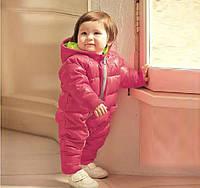 Детский демисезонный комбинезон, фото 1