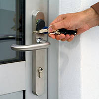 EuroLock EHT (dd = 72 мм) — электронный карточный замок для межкомнатных дверей