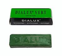 Паста полировальная Dialux Vert зеленая 140 гр.