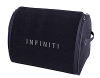 Органайзер в багажник Small Black Infiniti